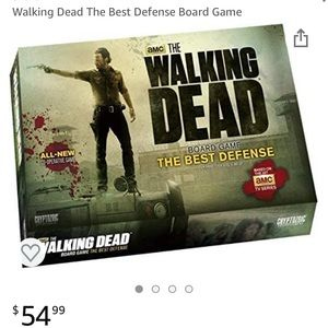 ❤️ The Walking Dead Board Game The Best Defense